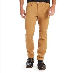 Levi's Tapered Stretch Pants